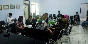 simulasi assesmen lapangan prodi KPI